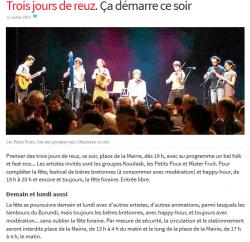 Articles de Presse (10/17)