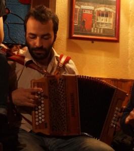 Alexandre, accordéon diatonique