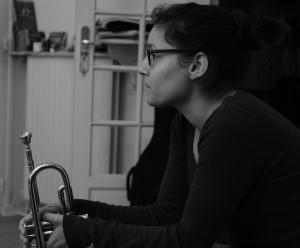 Noémie, trompette