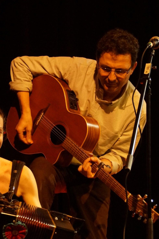 Fernand, guitare