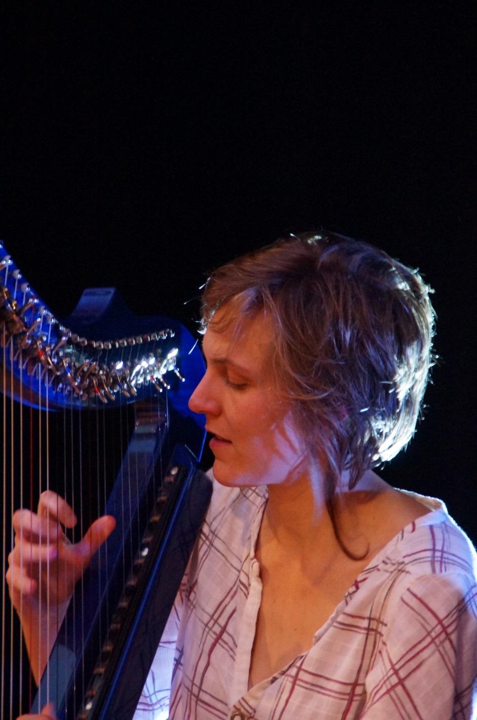 Clarisse, harpe